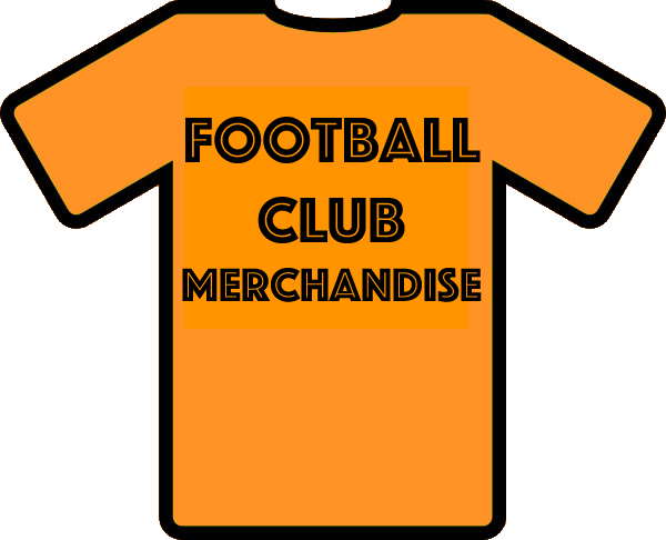 Football Club Merchandise - Website coming Soon